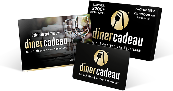 nationale diner cadeaukaart