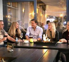 Nationale Diner Cadeaukaart Westerbork Abdij de Westerburcht