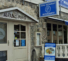 Nationale Diner Cadeaukaart  Alexandros Wageningen