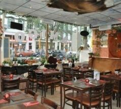 Nationale Diner Cadeaukaart Amsterdam Amigo Grill Prinsengracht