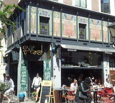 Nationale Diner Cadeaukaart Rotterdam Bar Restaurant Sijf