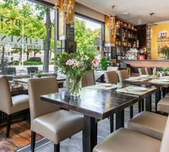 Nationale Diner Cadeaukaart Amsterdam Bistro Bos