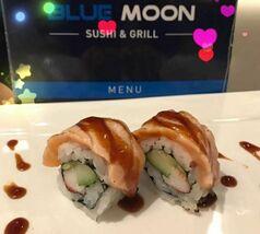 Nationale Diner Cadeaukaart Zevenaar Blue Moon Sushi & Grill