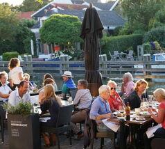 Nationale Diner Cadeaukaart Muiden Brasserie Herengracht