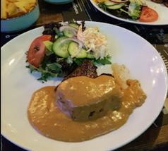Nationale Diner Cadeaukaart Heerlen Cafe De Kromme Toeter