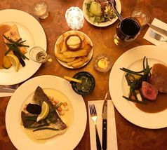 Nationale Diner Cadeaukaart  Cafe Restaurant Vandesande