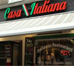 Nationale Diner Cadeaukaart Amsterdam Casa Italiana