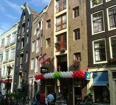 Nationale Diner Cadeaukaart Amsterdam Dabka Libanees Restaurant