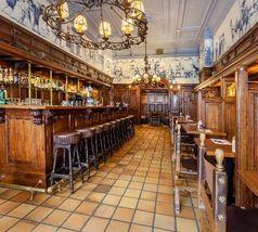 Nationale Diner Cadeaukaart Amsterdam DE BLAUWE PARADE