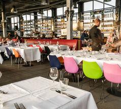 Nationale Diner Cadeaukaart Amsterdam De IJ-kantine