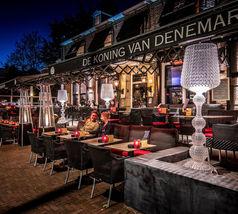 Nationale Diner Cadeaukaart  De Koning van Denemarken