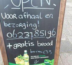 Nationale Diner Cadeaukaart Groningen De Kornuiten