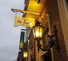 Nationale Diner Cadeaukaart Drachten De Zaak (dinsdag t/m donderdag en zondagen) - niet afhalen