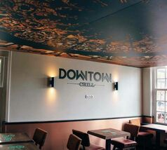 Nationale Diner Cadeaukaart Amsterdam DOWNTOWN Grill Restaurant