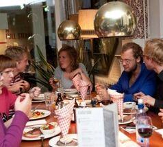 Nationale Diner Cadeaukaart Amsterdam Eetcafe de Brakke Grond