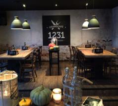 Nationale Diner Cadeaukaart  Grandcafe 1231 Ribs & Burgers