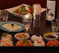 Nationale Diner Cadeaukaart Zoetermeer Grieks specialiteitenrestaurant Delphi