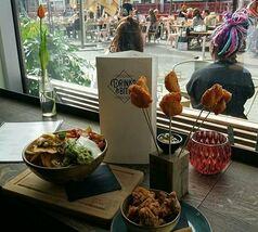 Nationale Diner Cadeaukaart Amsterdam Het Groene Paleis