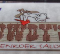 Nationale Diner Cadeaukaart Nootdorp Howdy's Pannenkoek Saloon