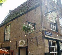 Nationale Diner Cadeaukaart Dordrecht In de Vergulde Lampet