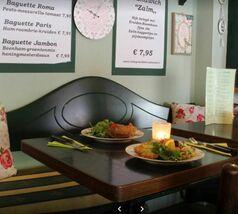 Nationale Diner Cadeaukaart Haarlem In den gevulde Broodmand