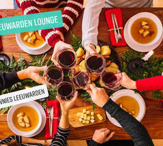 Nationale Diner Cadeaukaart Leeuwarden Leeuwarden Lounge