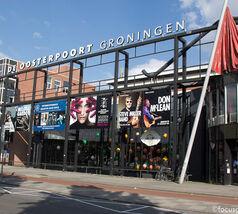 Nationale Diner Cadeaukaart Groningen Oosterpoort & Stadsschouwburg