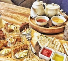 Nationale Diner Cadeaukaart Amsterdam Quies Tea Tearoom