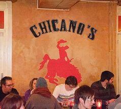 Nationale Diner Cadeaukaart Amsterdam Restaurant Chicanos