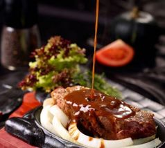 Nationale Diner Cadeaukaart Almere Restaurant Loungebar Sizzling Deluxe