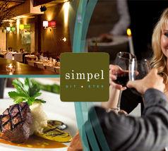 Nationale Diner Cadeaukaart  Restaurant Simpel