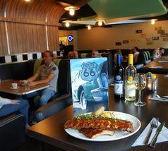 Nationale Diner Cadeaukaart Veldhoven Route 66 Food & Fun