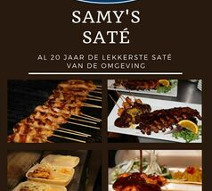 Nationale Diner Cadeaukaart Den Bosch Samy's Sate en Steaks