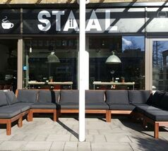 Nationale Diner Cadeaukaart Amsterdam Staal Bar