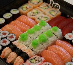 Nationale Diner Cadeaukaart Haarlem Sushi Time Haarlem