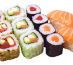 Nationale Diner Cadeaukaart Leiden Sushi Time Leiden