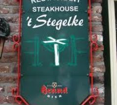 Nationale Diner Cadeaukaart  't Stegelke