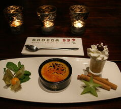 Nationale Diner Cadeaukaart De Koog (Texel) Tapas Bar Bodega 59