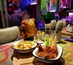 Nationale Diner Cadeaukaart Amsterdam The Dirty Chicken Club