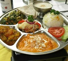 Nationale Diner Cadeaukaart Eindhoven Touch of India