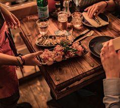 Nationale Diner Cadeaukaart Den Haag Triana Tapasbar