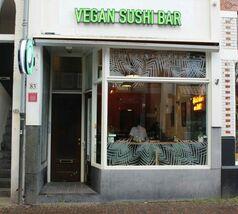 Nationale Diner Cadeaukaart Amsterdam Vegan Sushi Bar