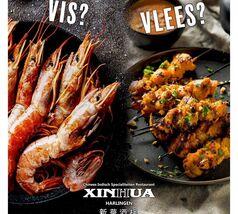 Nationale Diner Cadeaukaart Harlingen Xin-Hua