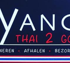 Nationale Diner Cadeaukaart Lisse Yang Thai